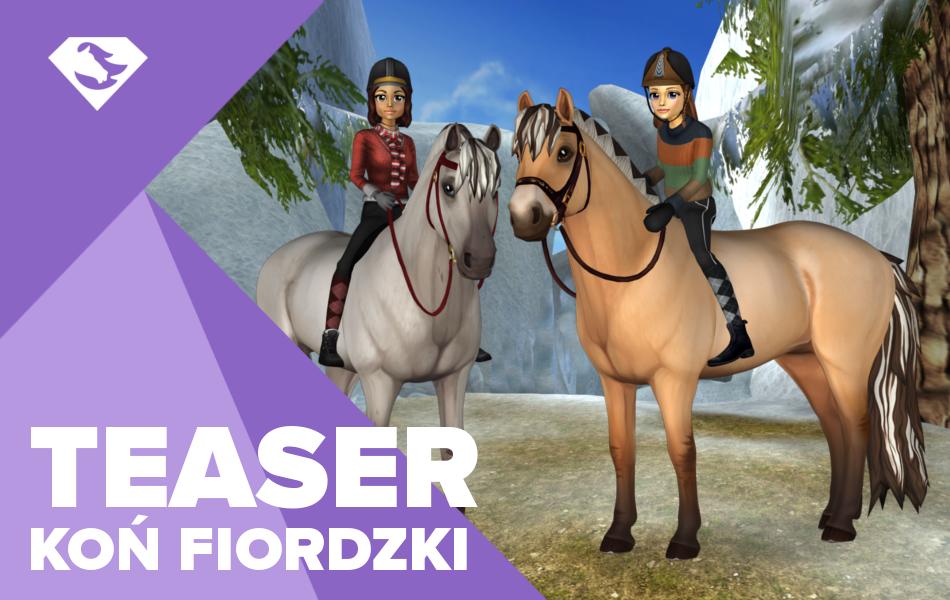 Teaser: Koń Fiordzki