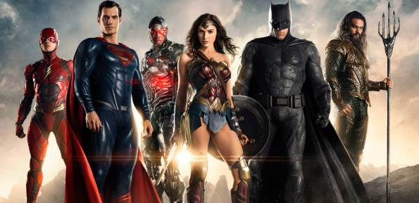 JUSTICE LEAGUE MOVIES 2017