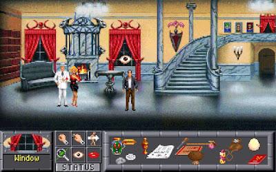 Pantallazo videojuego Innocent Until Caught