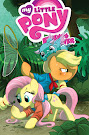My Little Pony Friends Forever Paperback #6 Comic Cover A Variant