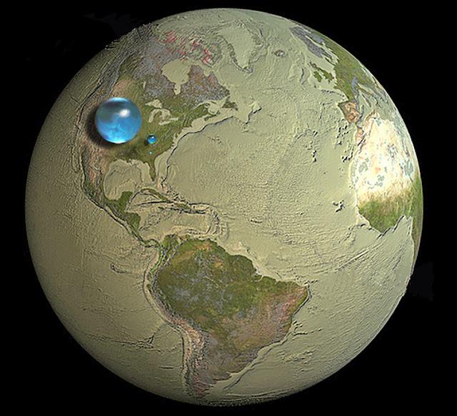 apa-pamant-sfera-glob