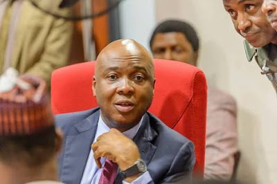 Saraki Would Have Been Chased Out Of APC Senators' Meeting With Buhari?