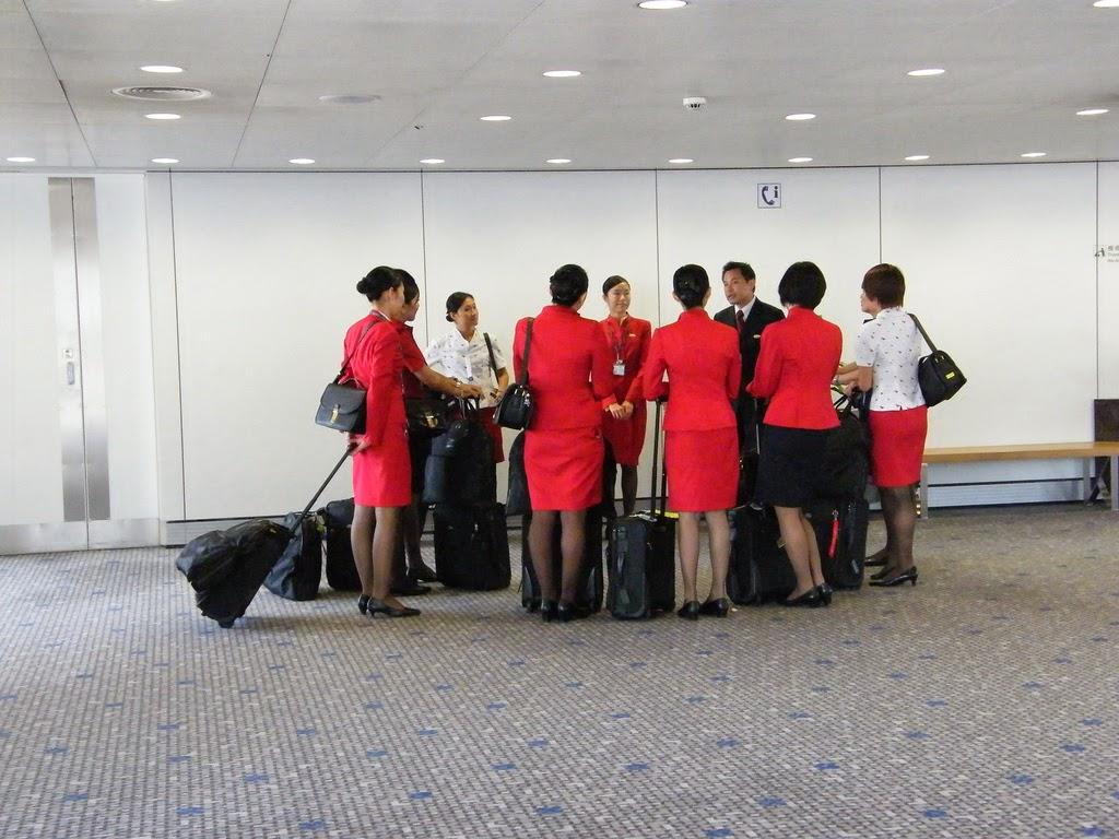 Cathay Pacific Airways Flight Attendant Recruitment