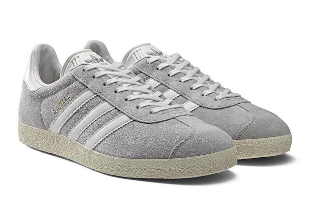 Gazelle Adidas Originals relança clássico