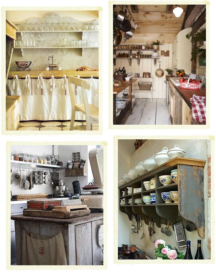 Cucina componibile vs cucina in muratura shabby chic interiors - Cucine in muratura genova ...