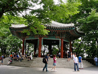 Namsan Seoul Tower Pagoda Seoul