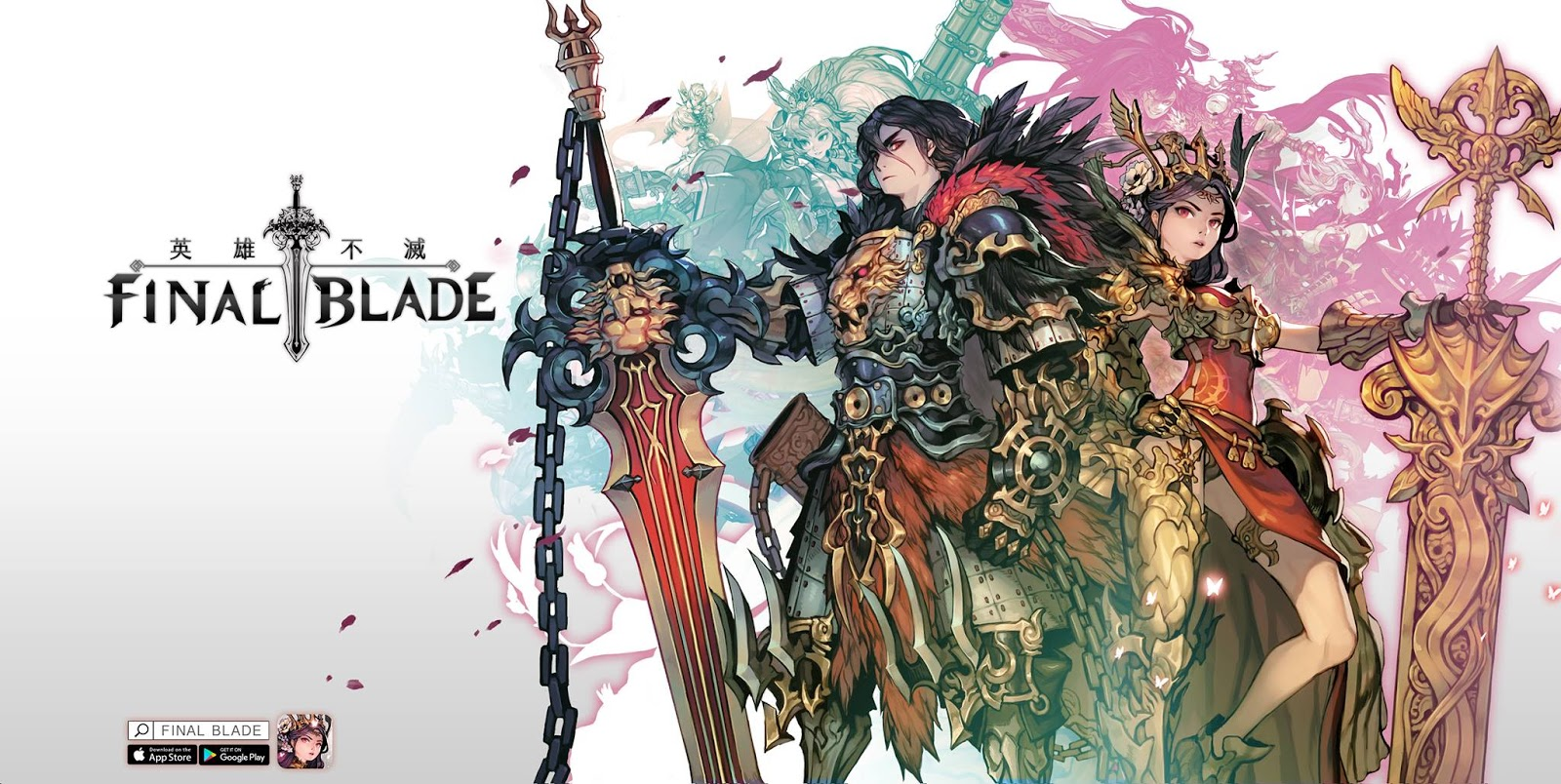 Final Blade - Taiwanese Server, Global Server, Blockchain