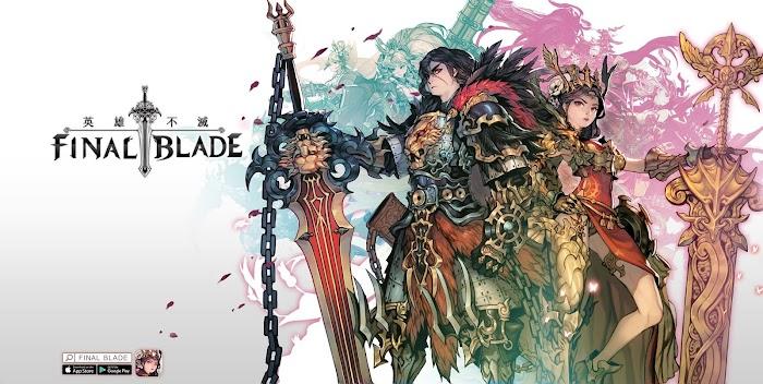 Final Blade - Taiwanese Server, Global Server, Blockchain