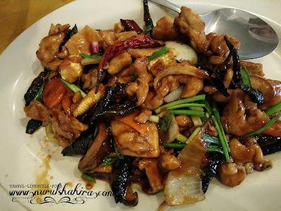 Restoran seafood di Tawau : New Millenium Food Lounge