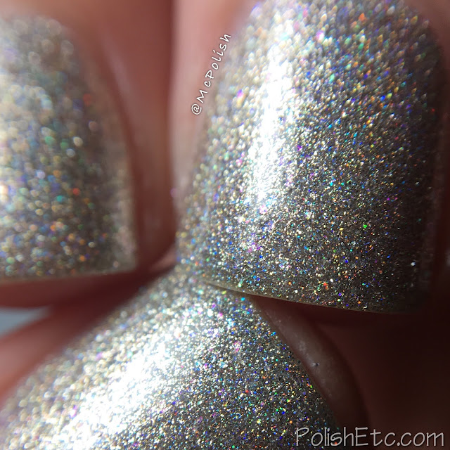 Pahlish - 12 Days of Christmas Collection - McPolish - Ten Lords a Leaping