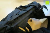 Seite: Lalawow Sling Bag taktisch Rucksack Daypack Fahrradrucksack Umhängetasche Schultertasche Crossbody Bag