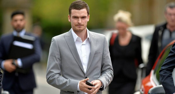 Footballer Adam Johnson admits child sex charge