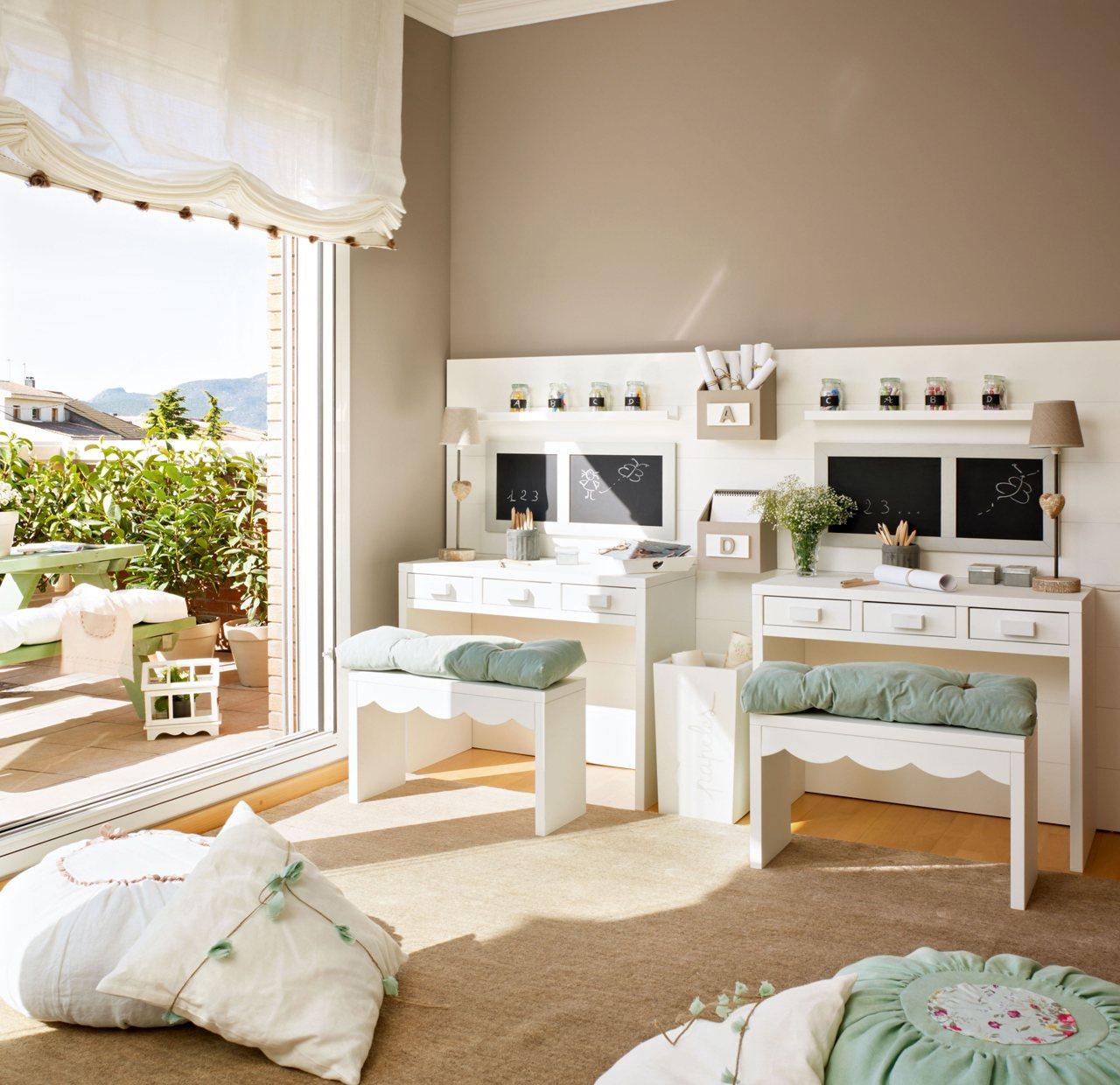O Cameră Perfectă Pentru Două Fete Jurnal De Design Interior