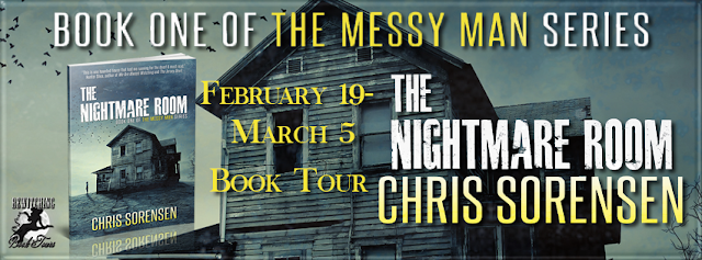 Interview with Chris Sorensen, author of The Nightmare Room