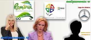 Logoul Bucureștiului și frunza lui Udrea