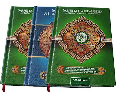 Jual Al-quran murah