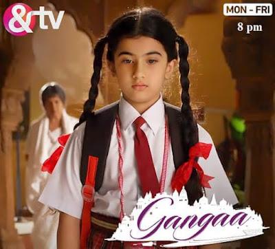 Zeeworld: Tuesday November 20th update on Gangaa: