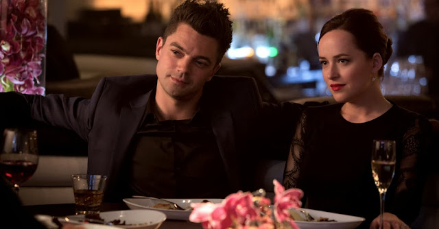 Need For Speed Movie 2014 - Dominic Cooper si Dakota Johnson