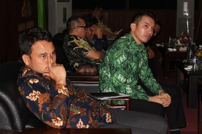 Ketua Umum Kadin Lampung M. Kadafi Jadi Pembicara Anti Korupsi Internasional di KPK