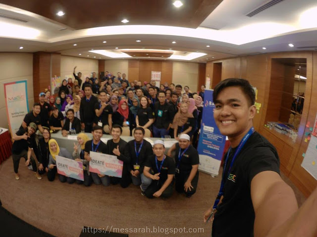 Magic IDEATE @ Bahtera 2018 Kuantan