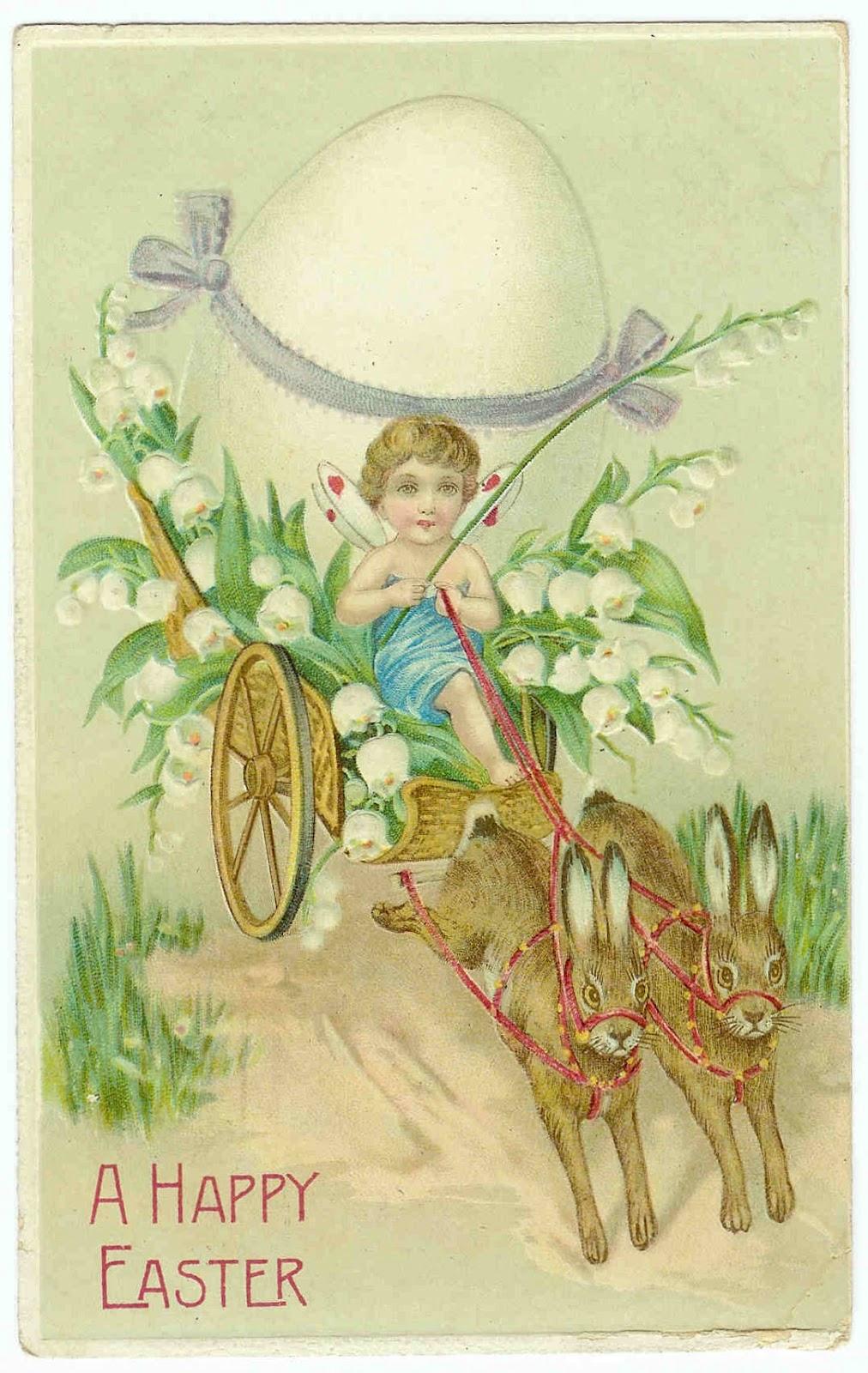 vintage spring clip art - photo #13