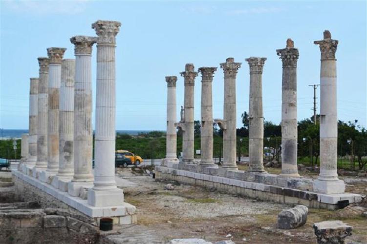 Pompeiopolis Antik Kenti Resimleri