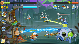 Swamp Attack v2.2.2 Mod