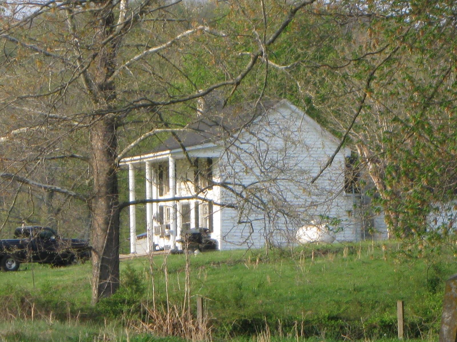Folkways Notebook Ride Rural Rockcastle County