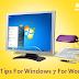 working fast tips on computer in hindi - डेस्कटॉप टिप्स : विंडोज 7 में तेजी से काम करने के लिए