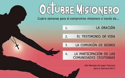 Resultado de imagen de domund 2017 octubre misionero