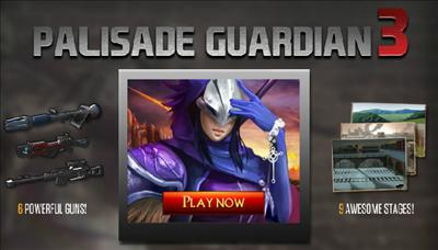 Palisade Guardian 3 Game