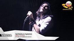 Lirik Lagu Separuh Nafas - Virzha