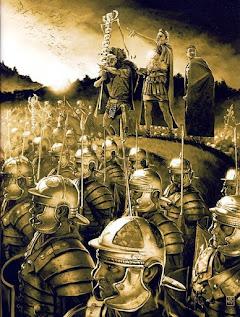 studiare i romani : il condottiero Giulio Cesare