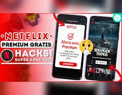 NUEVO NETFLIX GRATIS 2019 | Disfrutar PELÍCULAS, SERIES, ANIME Y TV │Como tener GRATIS NETFLIX 2019?