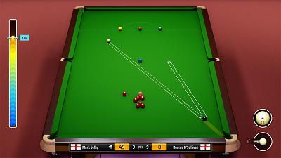 Snooker 19 Gameplay