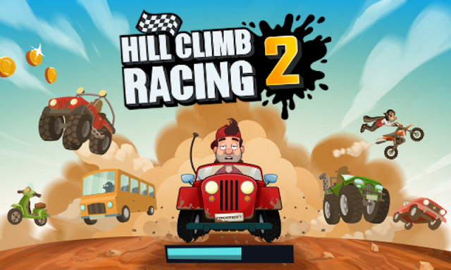 Hill Climb Racing 2 Loading Screen