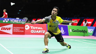 Live Streaming Indonesia Open 2018