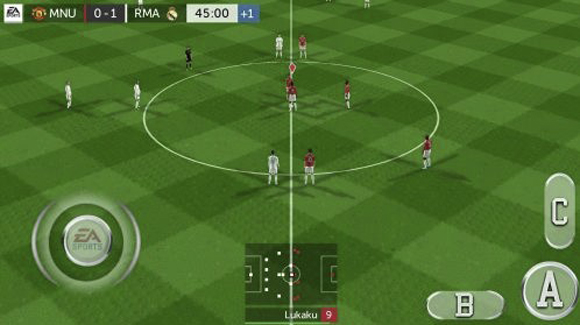 FTS Mod FIFA 18 Full Transfer Andri for Android