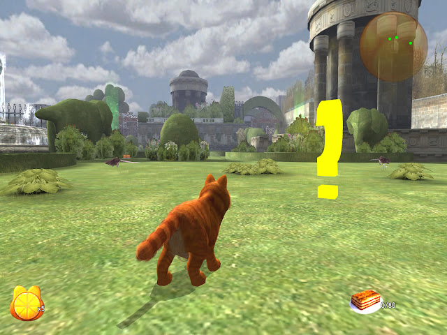 Garfield 2 A Tail of Two Kitties PC Free Download Gameplay 1