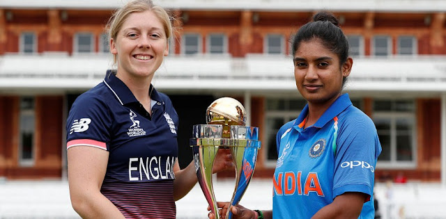 Cricket World Cup ICC Women's Cricket World Cup - Top Ten Match Updated