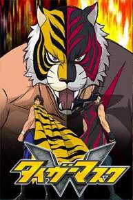 Tiger Mask W Temporada 1×01