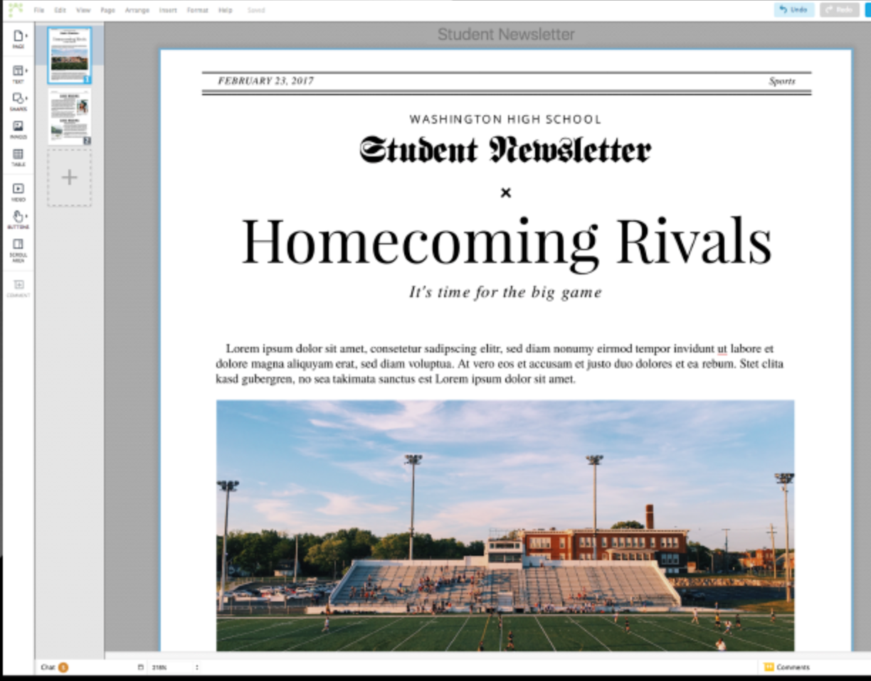 Free Technology for Teachers: Create Your School Newspaper With ...