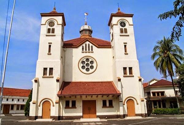 Denominasi Gereja Protestan  Lusius Sinurat