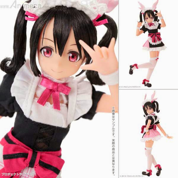 DOLL NICO YAZAWA Pure Neemo Character Series No.86 Love Live! Azone International
