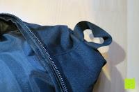 Schlaufe: Lalawow Sling Bag taktisch Rucksack Daypack Fahrradrucksack Umhängetasche Schultertasche Crossbody Bag