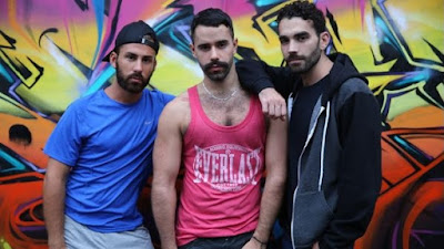 Starving for Jizz! – Rafael, Malik XXL & Teddy