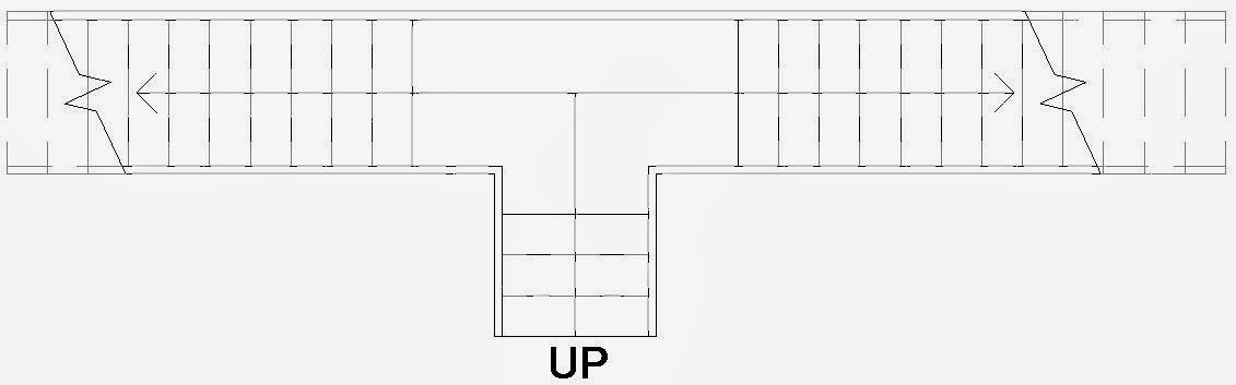 how to move cutoff stairs revit