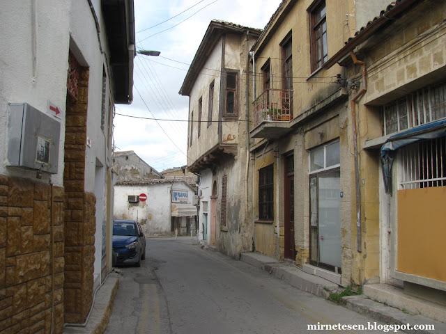 Турецкая Никосия - исторический центр