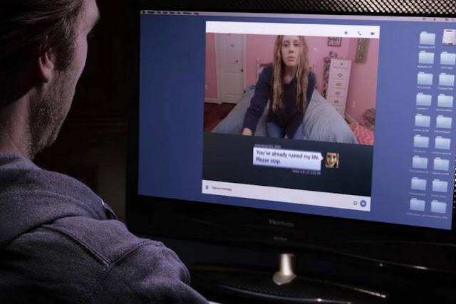 Το νέο φαινόμενο της σεξουαλικής εκβίασης μέσω Διαδικτύου