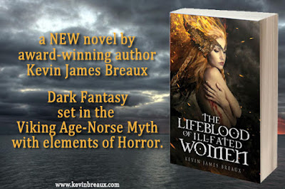 The Lifeblood of Ill-Fated Women Book Giveaway